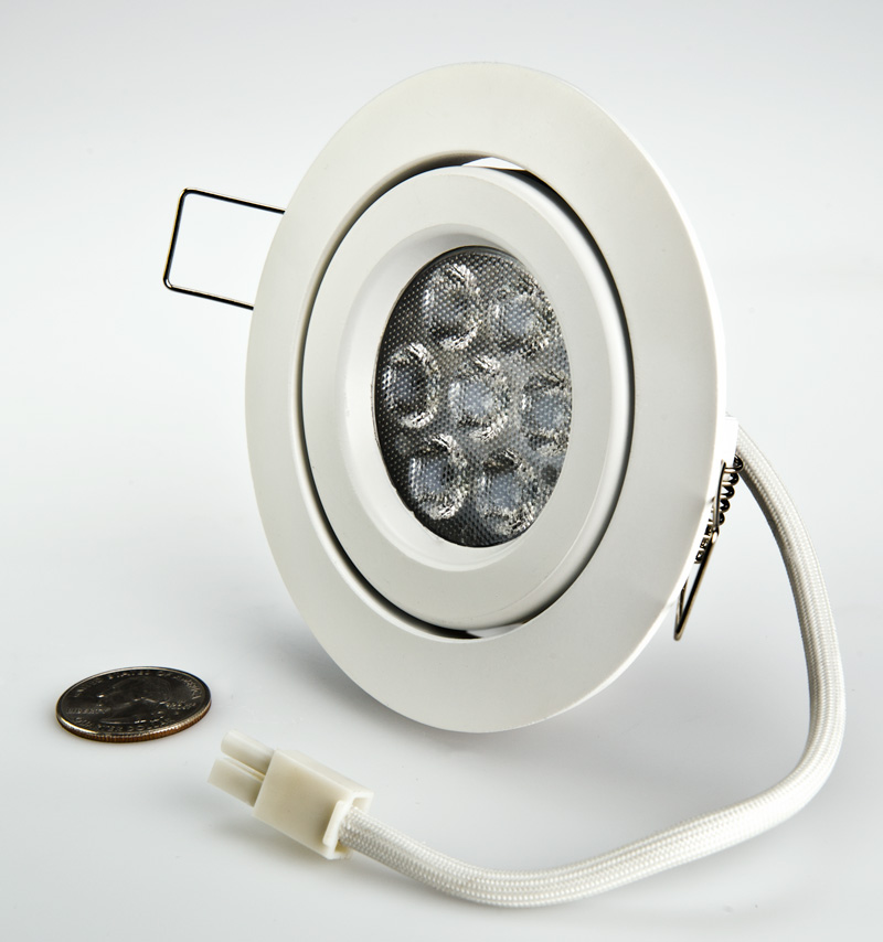 Led recessed light fixture cree xpe 60 watt equivalent 7 watt led recessed light fixture cree xpe aloadofball Choice Image