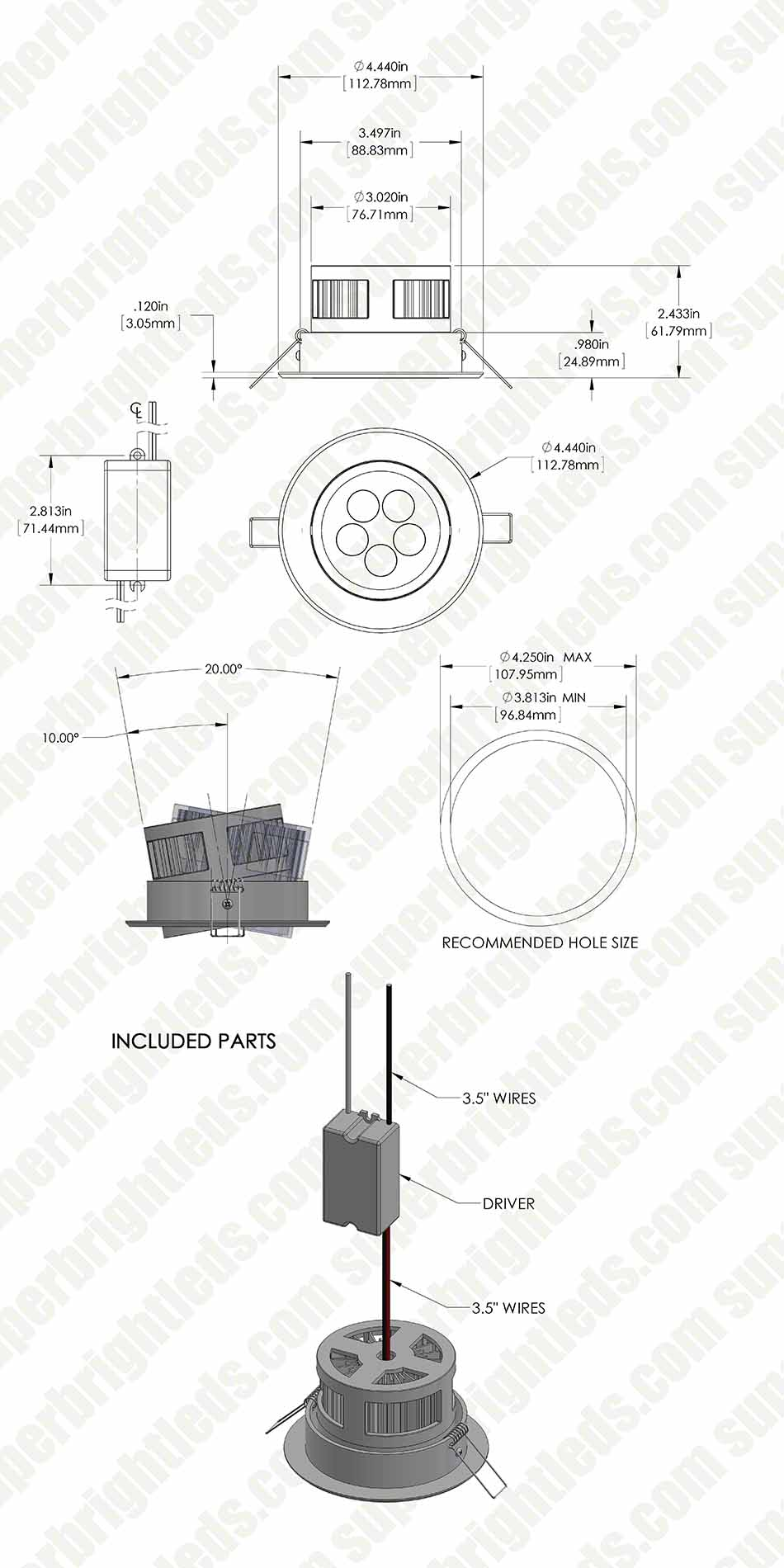 Wiring 2 Flood Lights Diagram And Engine Together With Led Recessed Lighting Truma Boiler Besides Scion Switch Spartan Zone 12 2122 By