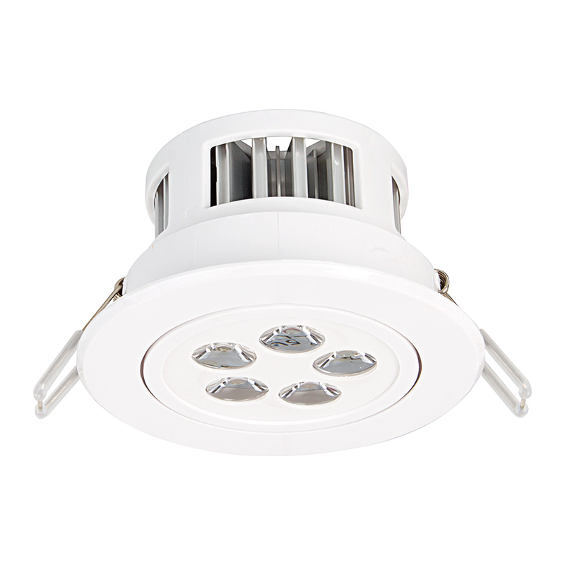 Recessed Lighting Ballast : Led recessed light fixture aimable watt equivalent