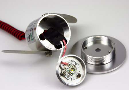 Installation Instructions & 3 Watt Cree LED Downlight - 60 Lumens | Recessed LED Lighting ... azcodes.com
