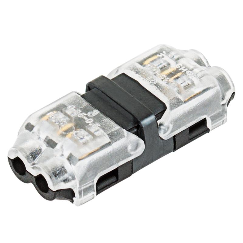 24 18 Awg Wire Splice Connectors Single Dual Channel Terminal Splice Taps