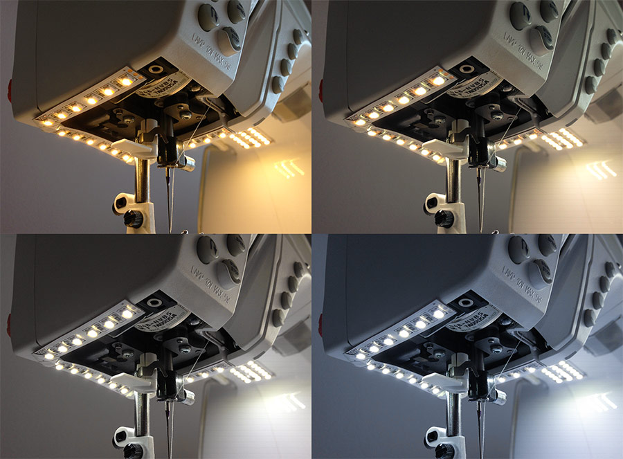 Wiring Led Ribbon Lights As Well As Waterproof Led Light Strips