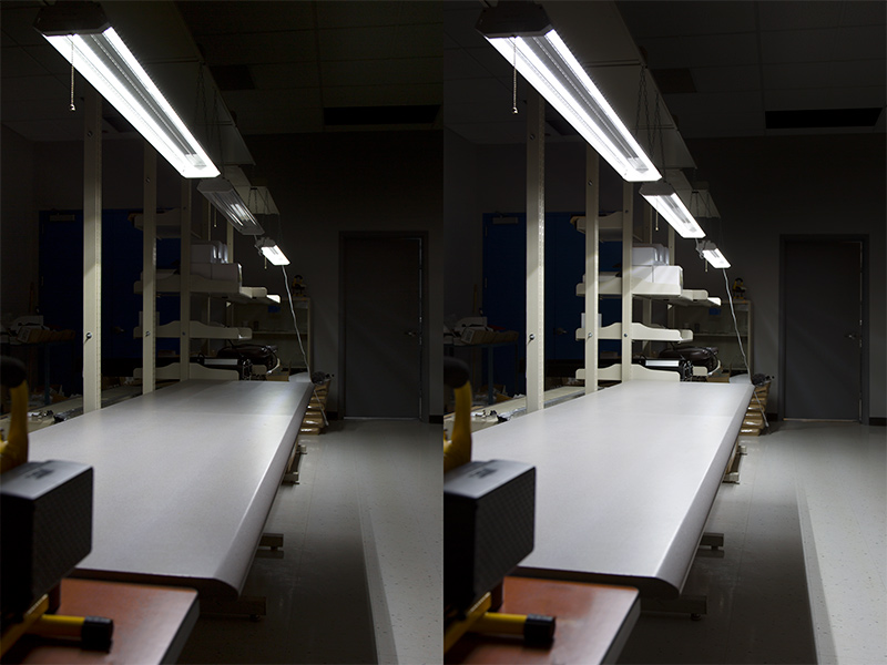 lighting ft x pd light in common actual utilitech linear shop