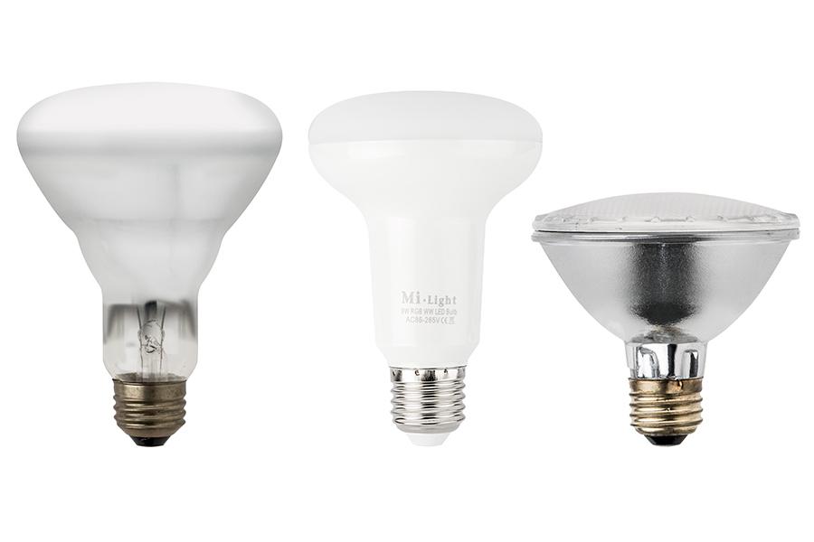 bulb 9w led flood light bulbs and led spot light bulbs led home. Black Bedroom Furniture Sets. Home Design Ideas