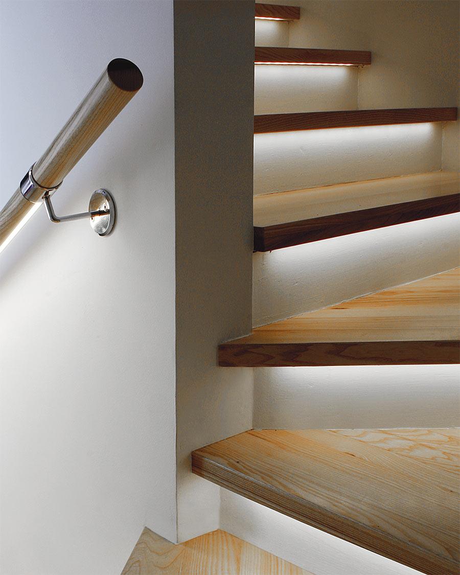 Kitchen Under Cabinet 5050 Bright Lighting Kit Cool White: Linear LED Light Bar Fixture - 360 Lumens