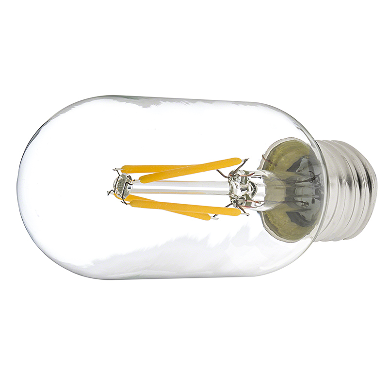 led vintage light bulb t14 shape radio style led bulb. Black Bedroom Furniture Sets. Home Design Ideas