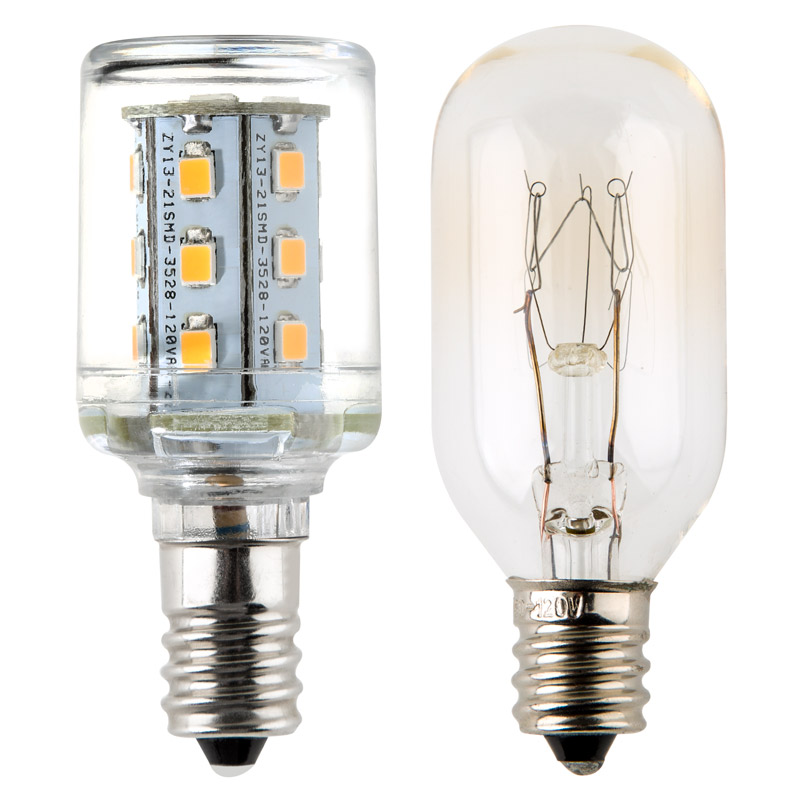 T7 Led Bulb 10 Watt Equivalent Candelabra Led Bulb 120 Lumens Decorative Led Bulbs Led