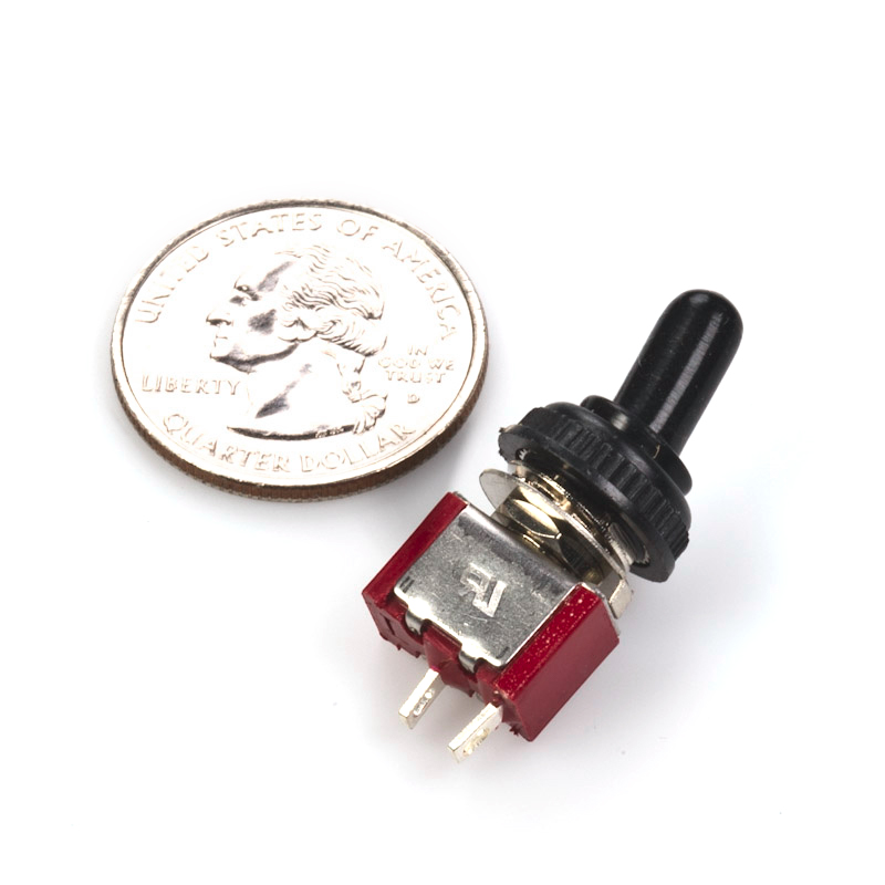 Mini On Off Toggle Switch Wired Switches Relays