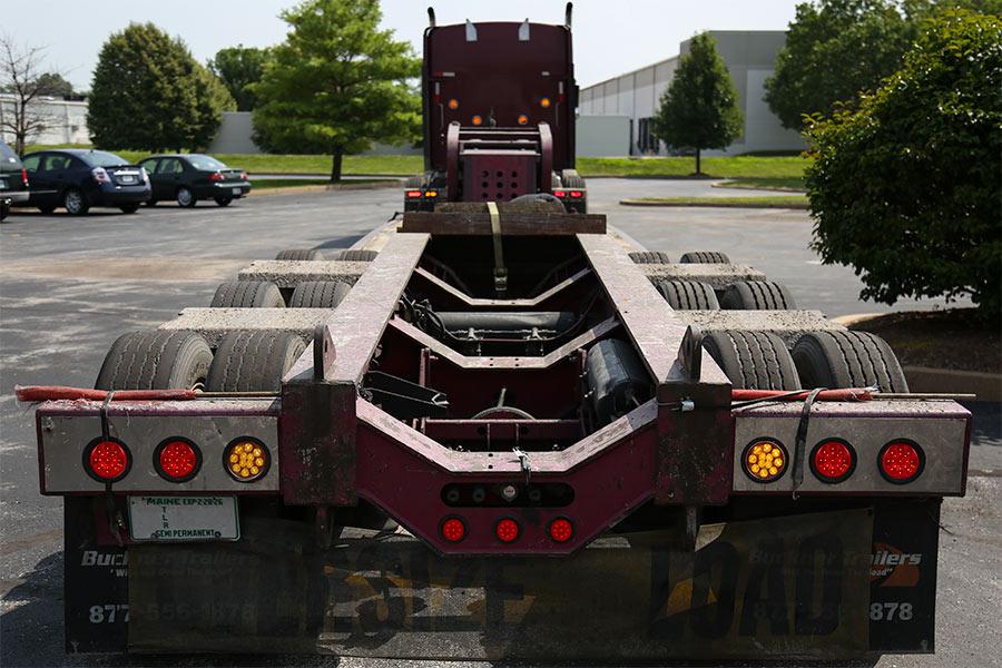 round led truck and trailer lights 4 led brake turn. Black Bedroom Furniture Sets. Home Design Ideas