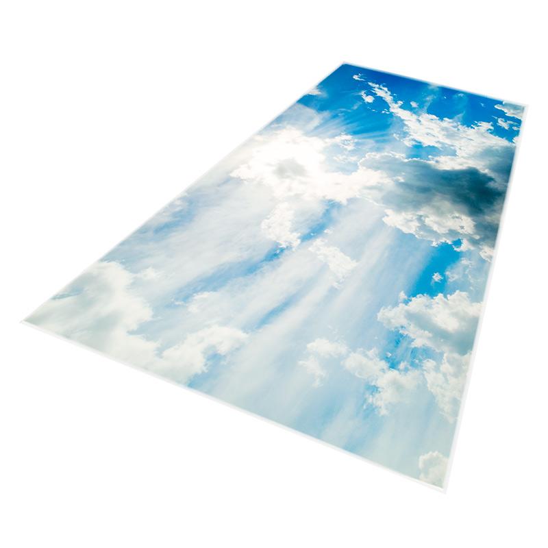 Fluorescent Light Cover Replacement: Skylens® Fluorescent Light Diffuser