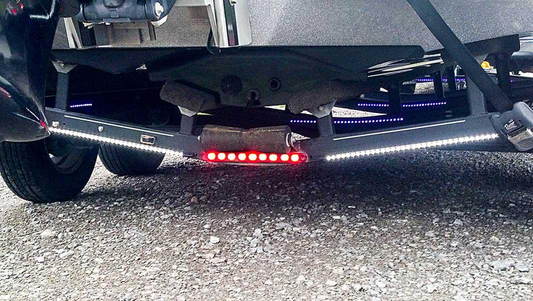 Light Bar LED Truck and Trailer Light  18 LED Brake and Turn