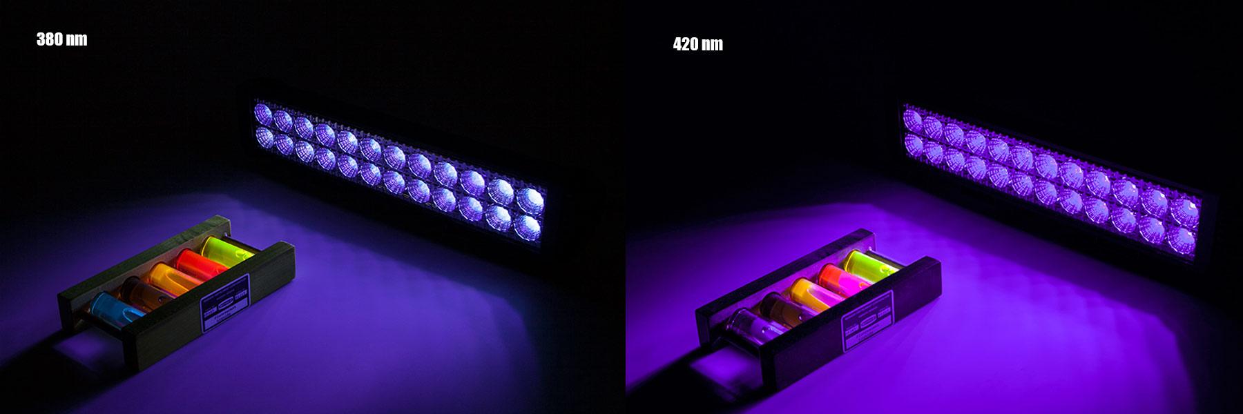 high powered uv led flood light 45w specialty high. Black Bedroom Furniture Sets. Home Design Ideas