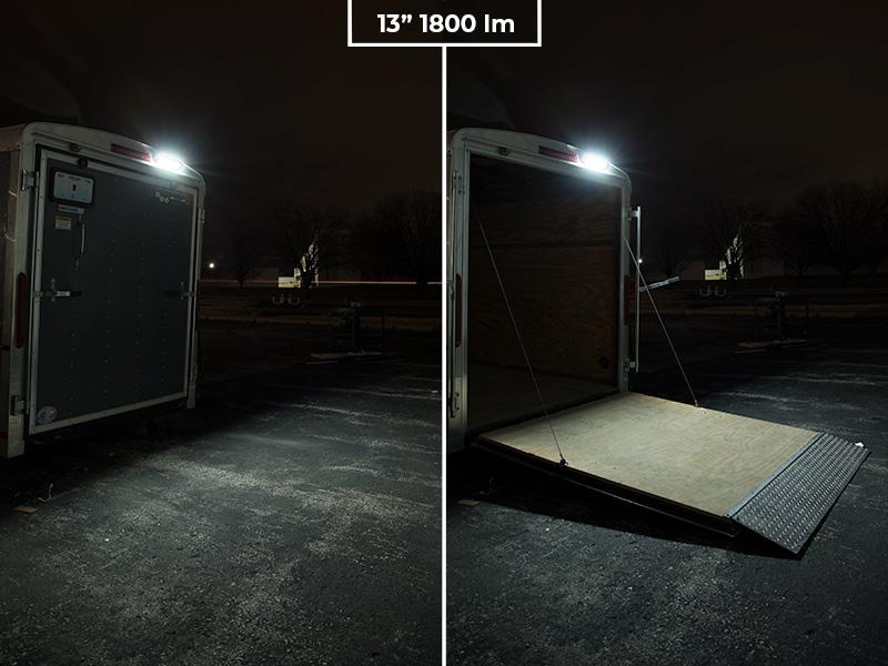 Trailer Rv Exterior Led Flood Lights 180 Watt Equivalent 1 800 Lumens