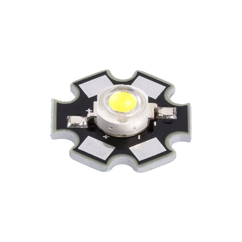 3 Watt LED Blau 700mA Hochleistungs LED 3W 460nm High-Power LED Chip 3W