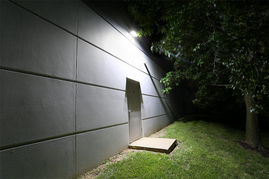 70w Full Cutoff Led Wall Pack 8 000 Lumens 320w Metal