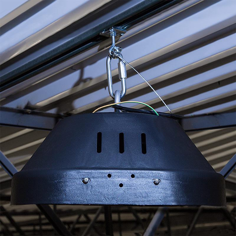 Led High Bay Light Meaning: Modular LED High Bay Light - 150W - 12,500 Lumens