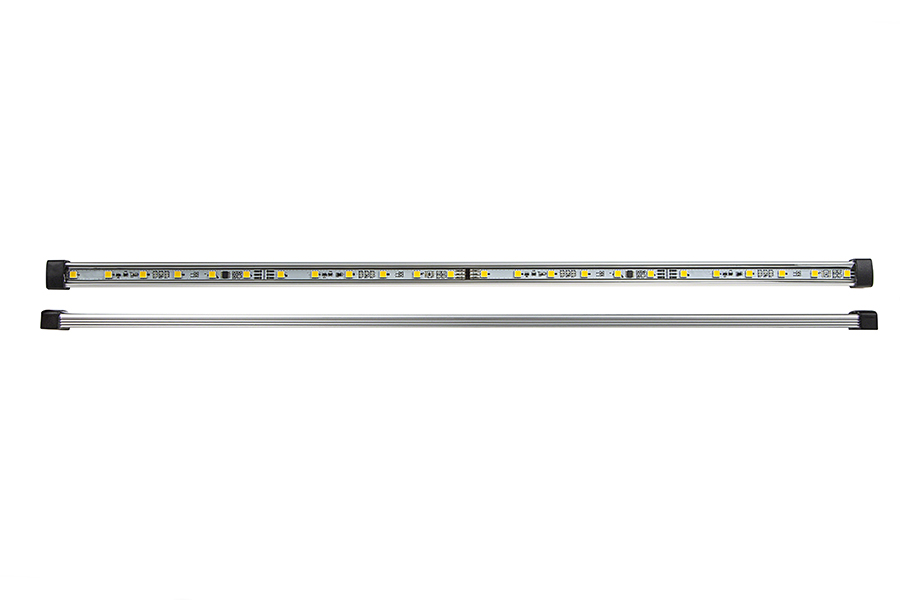 Weatherproof led linear light bar fixture aluminum light for Bar fixtures