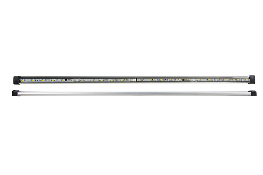 Weatherproof linear led light bar fixture 860 lumens for Bar fixtures