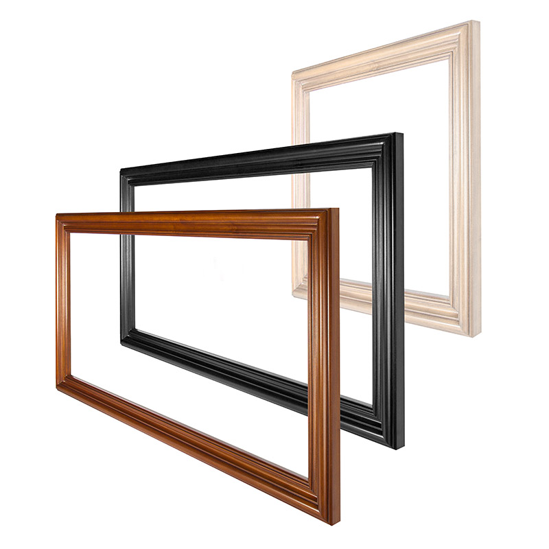 Handmade Wood Frames for Even-Glow® LED Panel Lights | Super Bright LEDs
