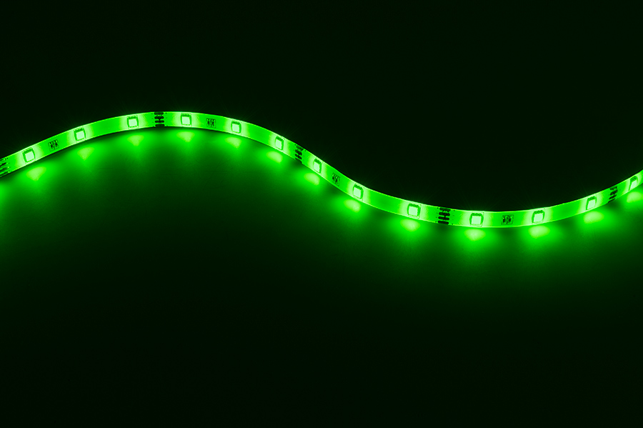 Outdoor rgb led strip light kit weatherproof 12v led tape light universal waterproof rgb led light strip kits led tape light with smdsft chip white smd led shown on in magenta cyan green yellow blue mozeypictures Gallery