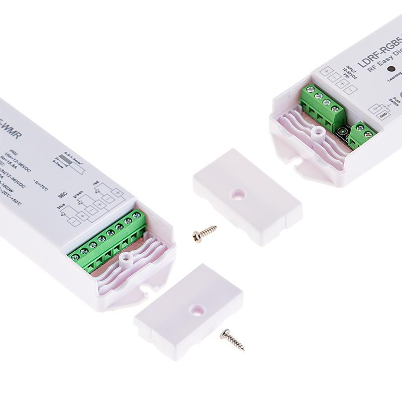 wireless rgb led dimmer receiver super bright leds. Black Bedroom Furniture Sets. Home Design Ideas