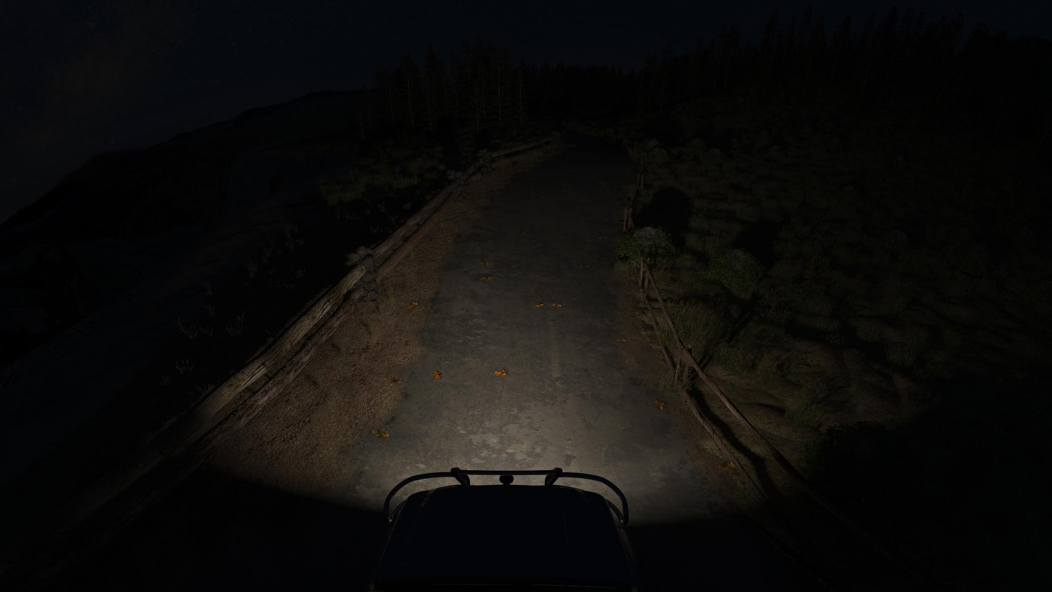 "Off-Road LED Work Light/LED Driving Light - 5.5"" Round - 19W - 2,025 Lumens"