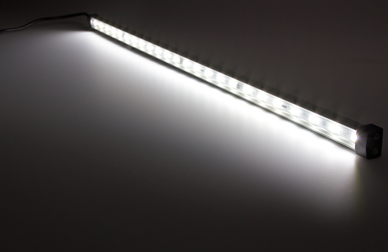 Weatherproof led linear light bar fixture aluminum light bar fixtures rigid led linear light Exterior linear led lighting