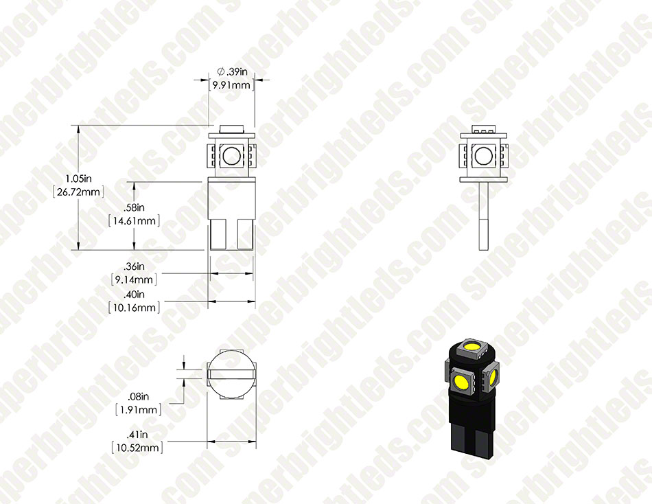 Led Bulb Canbus Capacitor Wiring Diagram Bulb Indy500 Co