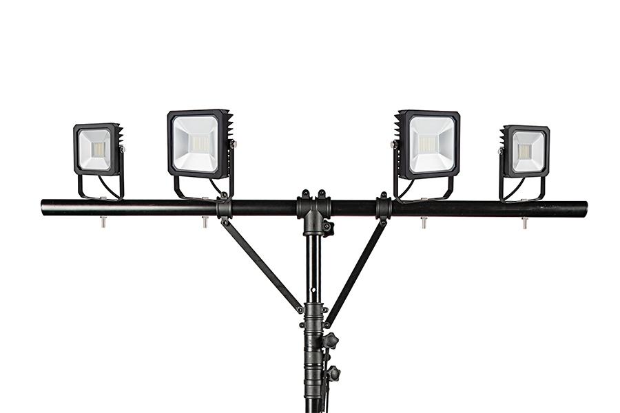 work light tripod stand w   tubular t