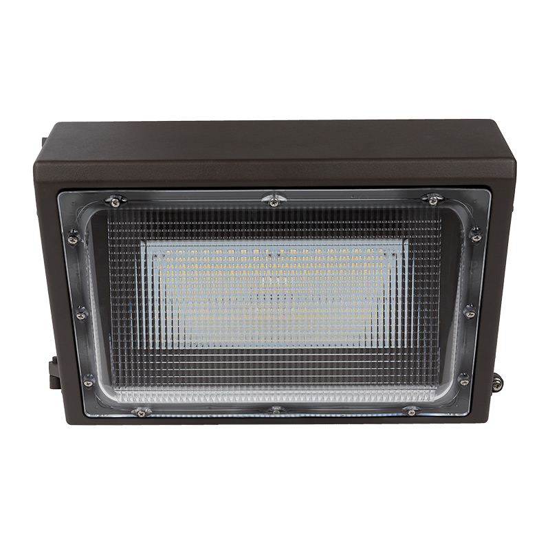 Photocontrol LED Wall Pack - 60W (320W MH Equivalent) - 4000K - 7300 Lumens - Junction Box or Conduit Install Front  sc 1 st  Super Bright LEDs & Photocontrol LED Wall Pack - 60W (320W MH Equivalent) - 4000K ... Aboutintivar.Com