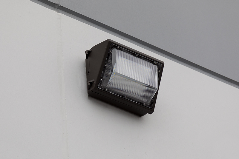Led Wall Pack 80w 400w Mh Equivalent 4000k 5000k
