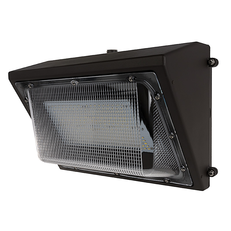 Led Wall Pack Installation: 100W LED Wall Pack With Photocell