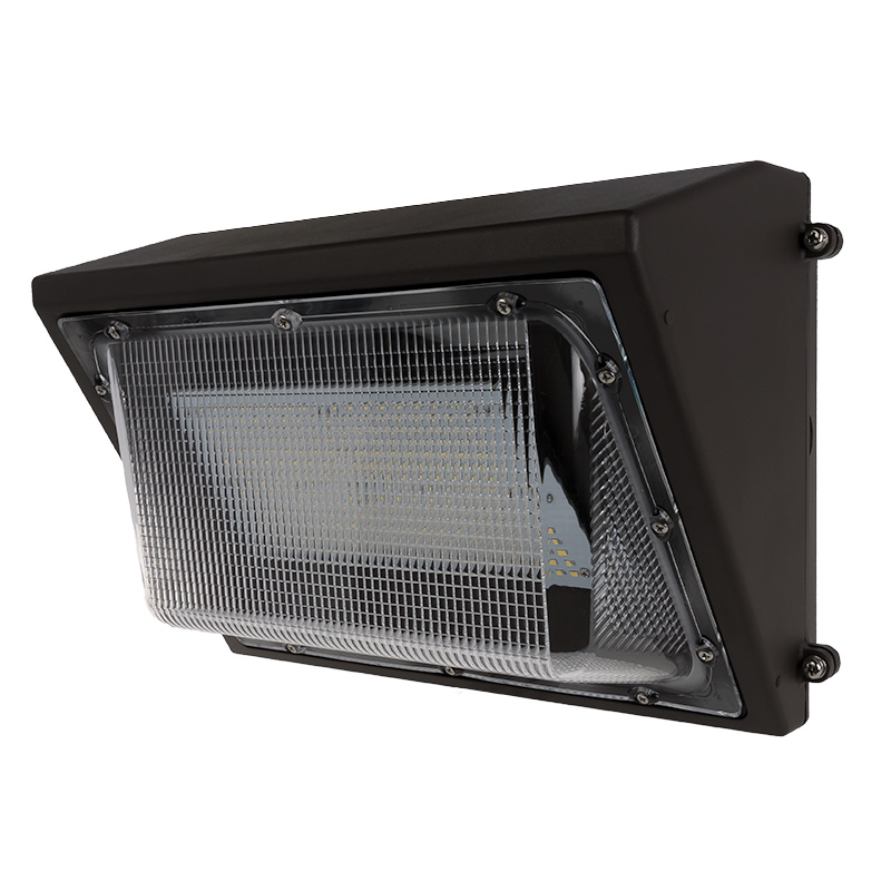 Led Wall Pack Installation: 80W (400W MH Equivalent)