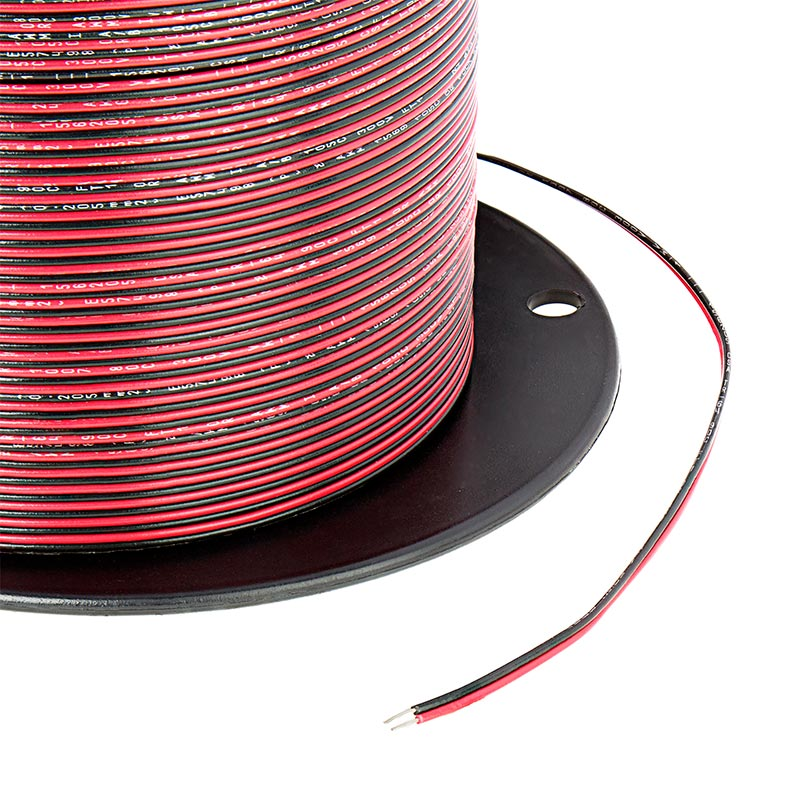 24 gauge wire two conductor power wire led car lights. Black Bedroom Furniture Sets. Home Design Ideas