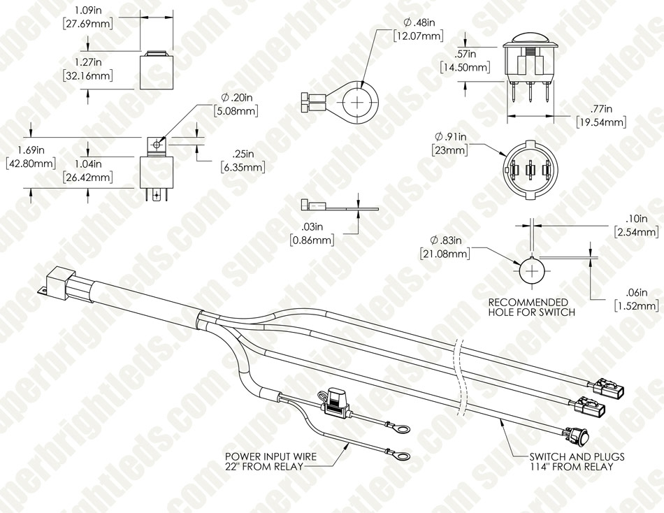 wwh-dtd30-embly-updated-2019 Uper Switch Pigtail Wiring Diagram on pigtail wiring harness, pigtail fuse, 2004 ford mustang 5 speed transmission diagram, single pole switch diagram, electrical diagram, trailer pigtail diagram, pigtail wiring for home, resistor diagram, pigtail valve, sensor diagram, pigtail outlet diagram, 18 wheel truck trailer diagram,