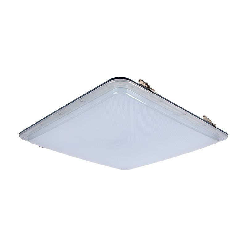 Led Canopy Lights: Low-Profile LED Canopy Lights