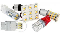 Tail, Brake & Turn LED Bulbs