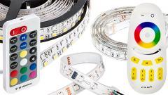 Flexible LED Strip Lights - Color Changing RGB