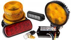 Emergency Vehicle & Strobe LED Lights