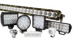 LED Work Light & Off Road LED Light Bars