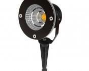10 Watt Landscape LED Spotlight w/ Mounting Spike