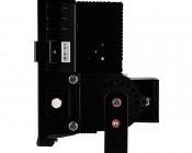 100 Watt High Power LED Flood Light Fixture: Profile View