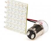 1142 LED Bulb - 36 LED PCB Lamp - BA15D Retrofit