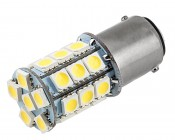 1142 LED Bulb - 27 SMD LED Tower - BA15D Retrofit