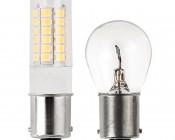 1156 LED Bulb - 45 Watt Equivalent Tower Style Bulb - BA15S Retrofit - 420 Lumens