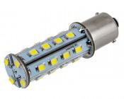 1156 LED Bulb - 28 SMD LED - BA15S Retrofit