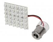 1156 LED Bulb - 36 LED PCB Lamp - BA15S Retrofit