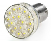 1156 LED Bulb - Single Intensity 24 LED