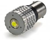 1 x 3 Watt High Power LED BA15S Bulb