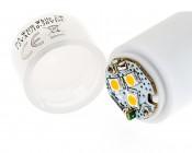 LED Ceramic Tower G4 Lamp, 3 High Power LEDs - Closeout Item